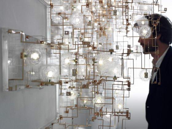 Светильники на стенные дизайнерские