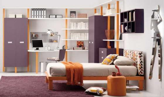 дизайн комнаты подростка мальчика 17 лет