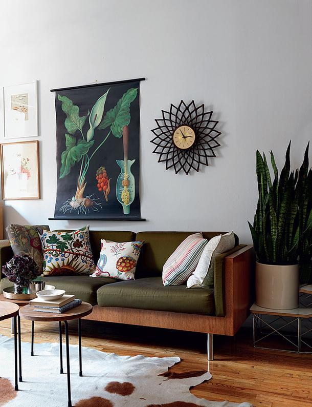 реальные дизайны маленьких квартир
