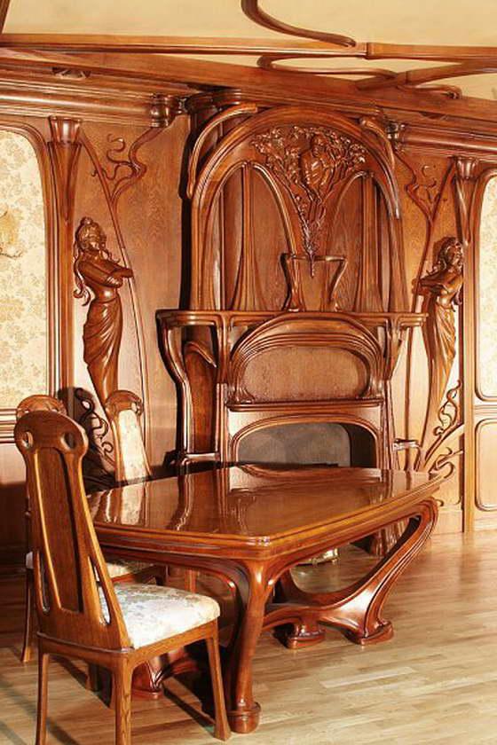 гостиная в стиле модерн фото интерьер