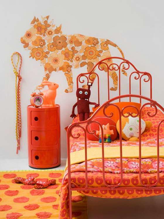 примеры оформления детских комнат