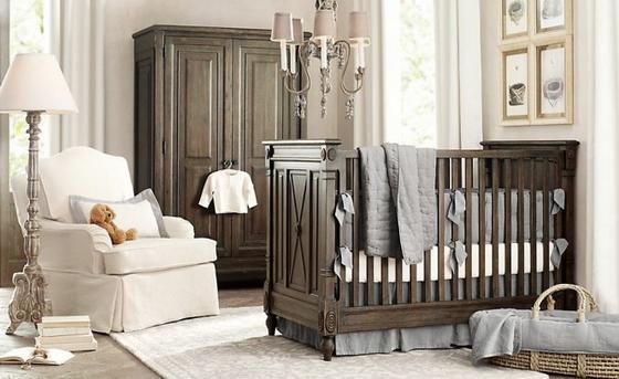 мебель в детскую комнату для новорожденных