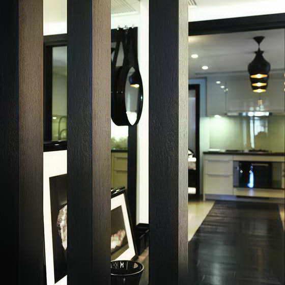 Апартаменты в Гонконге от Келли Хоппен
