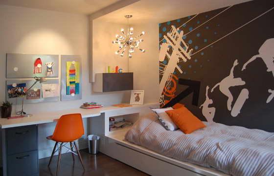 комнаты для подростков мальчиков 12 лет