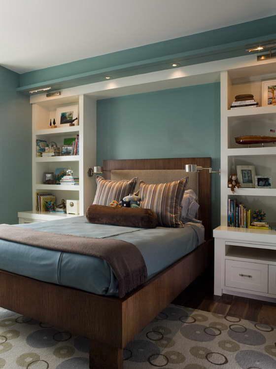 комната для подростка мальчика лет