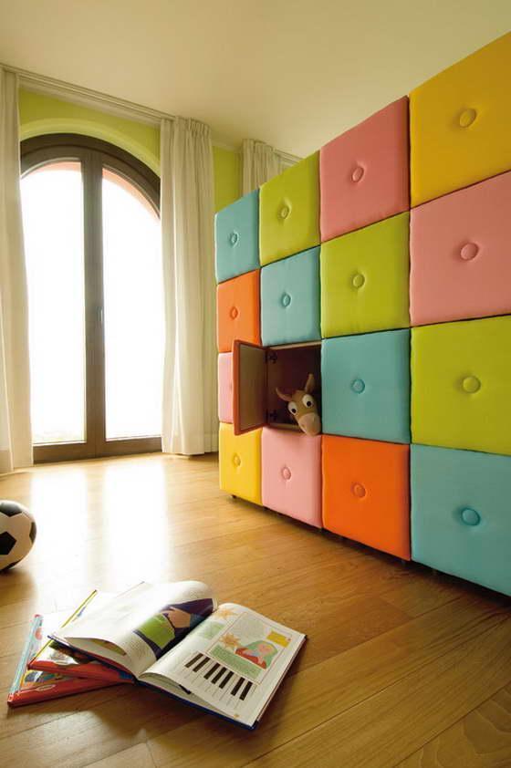 детская мебель в маленькую комнату идеи оформления