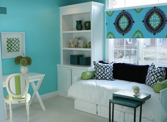 стили комнат для подростков для девочек