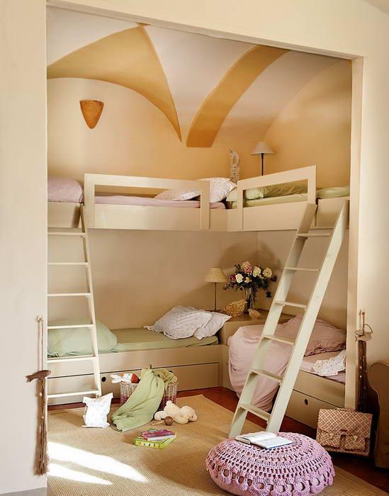 идея для комнаты четверых и более детей