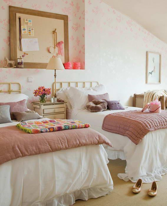 идеи для большой комнаты двух детей