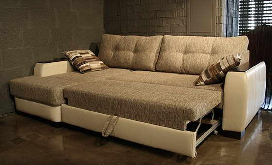 механизм трансформации дивана французская раскладушка