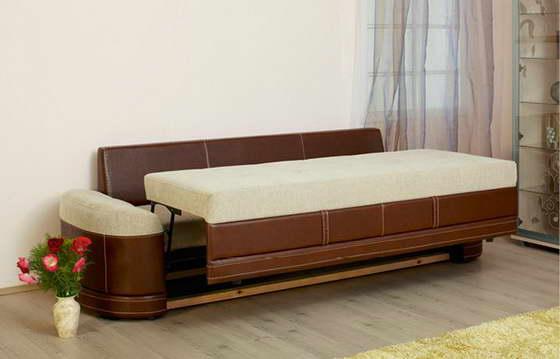 механизмы трансформации подлокотников дивана