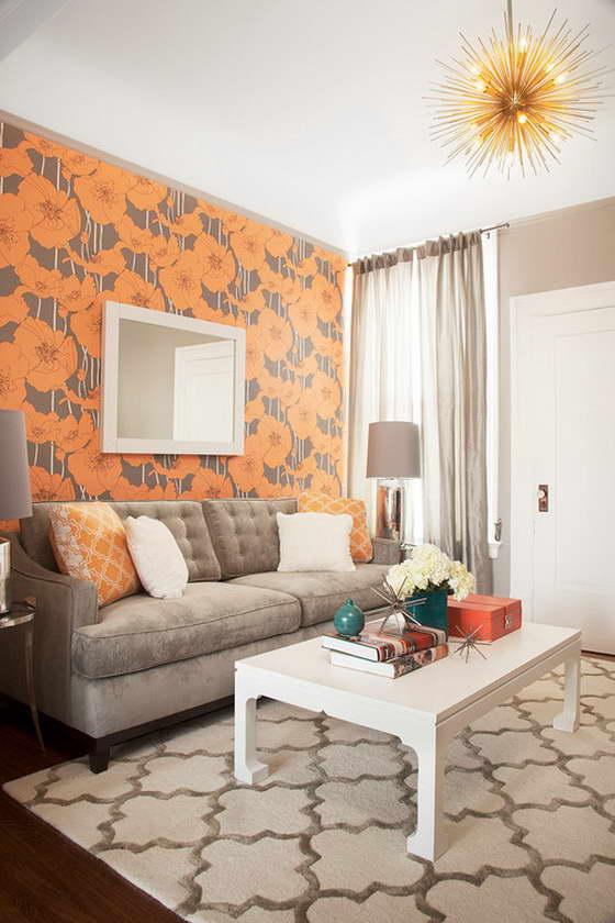 Маленькие гостиные: идеи интерьера