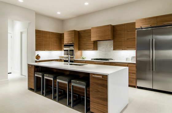 современный дизайн кухни гостиной фото