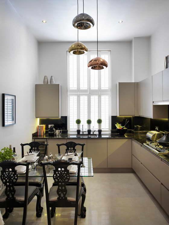 фото кухни дизайн современных в доме