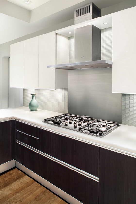 современные кухни дизайн в доме