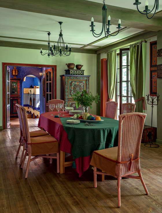 Дачный дом Леонида Парфенова