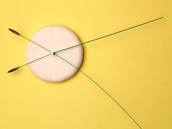 Lithe Clock — гибкий минимализм