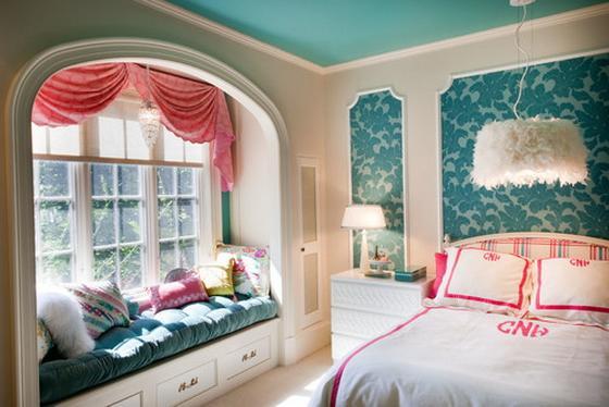детская комната для подростка девочке