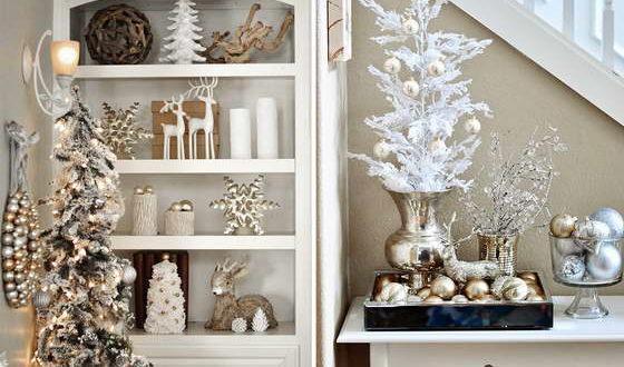 идеи новогоднего декора