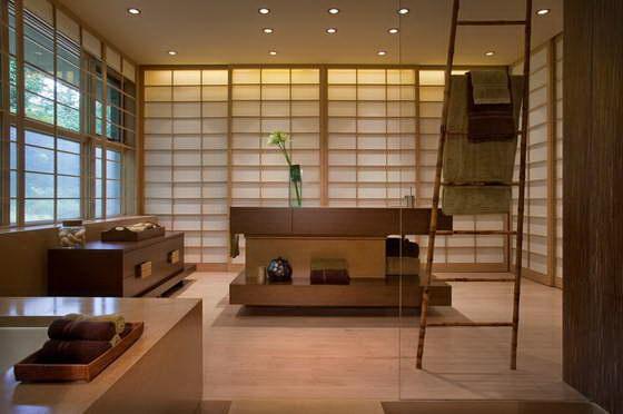 японский стиль в интерьере квартиры фото