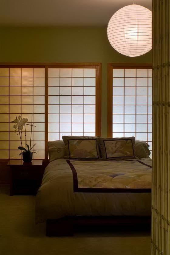 картинки интерьер в японском стиле