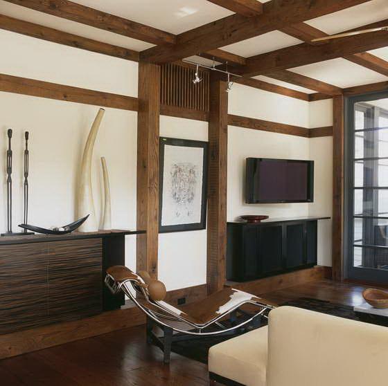 современный японский стиль в интерьере