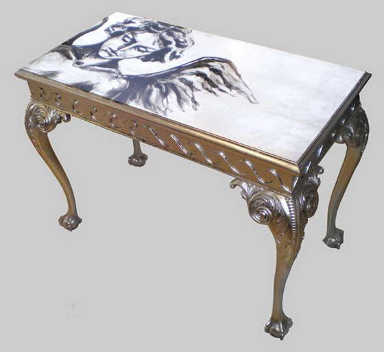 Эксклюзивная мебель от Джимми Мартин