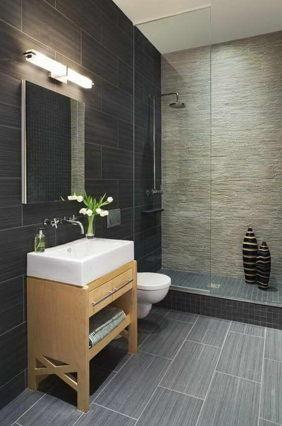 Кермаическая плитка в ванной