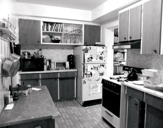 Кухня до преображения