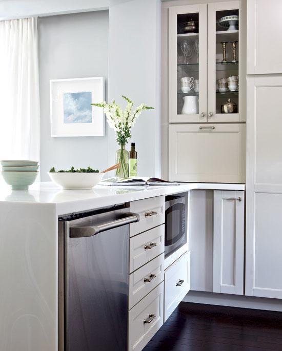 Фото кухни после преображения