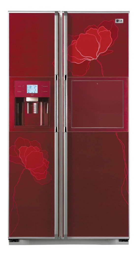 самый красивый холодильник