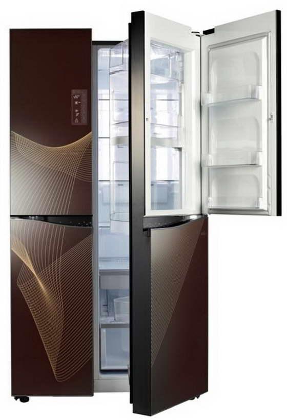 ретро холодильник