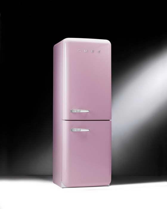 холодильник под ретро