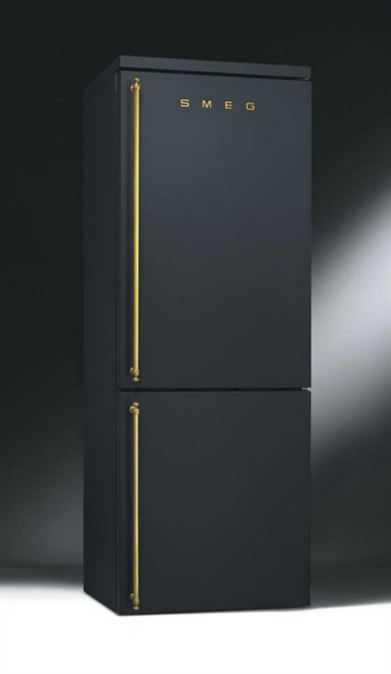 красивые большие холодильники