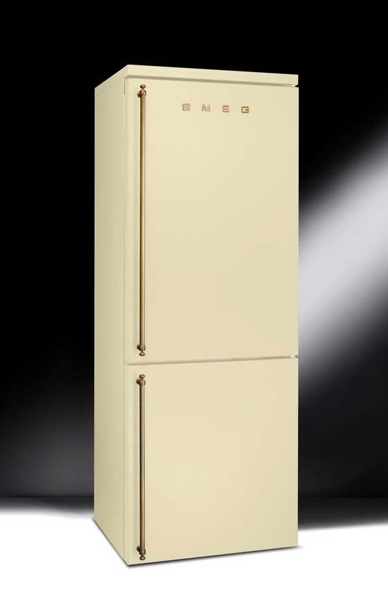 красивые холодильники в интерьере