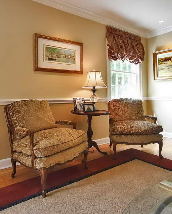 Кресло Bergere — наследство французского рококо