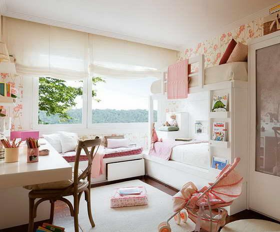 Выбираем мебель для детской комнаты