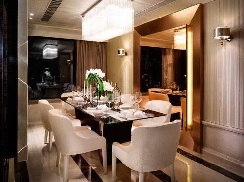 «Золотая осень» в Гонконге от Another Design International