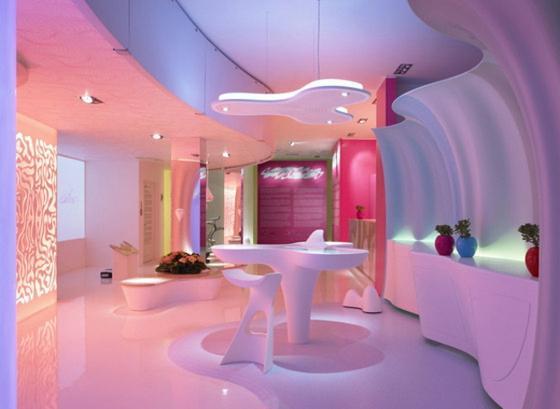 Дизайн будущего от Карима Рашида