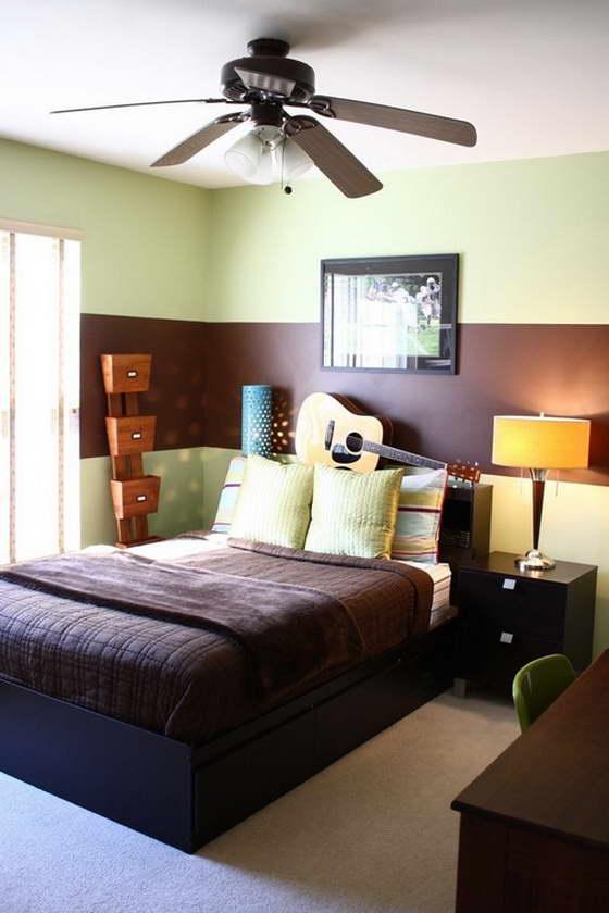 комната для подростка мальчика 16