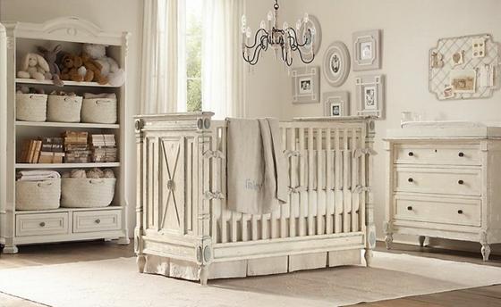 фото детской комнаты для новорожденного