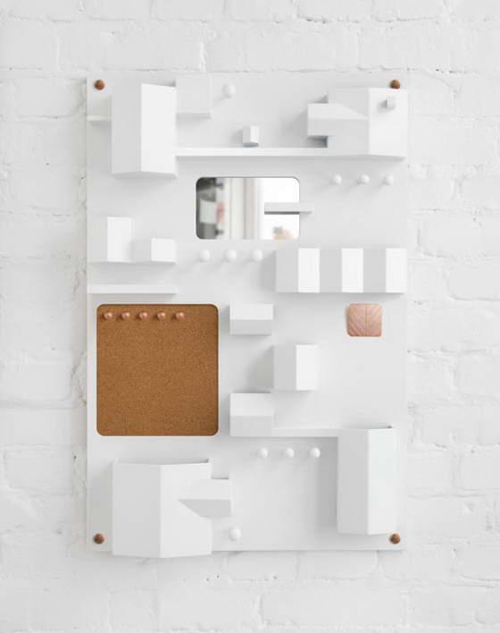 Системы хранения от Note Design Studio