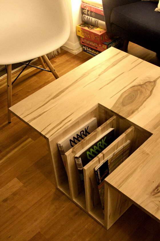 Журнальный столик для ваших любимых книг