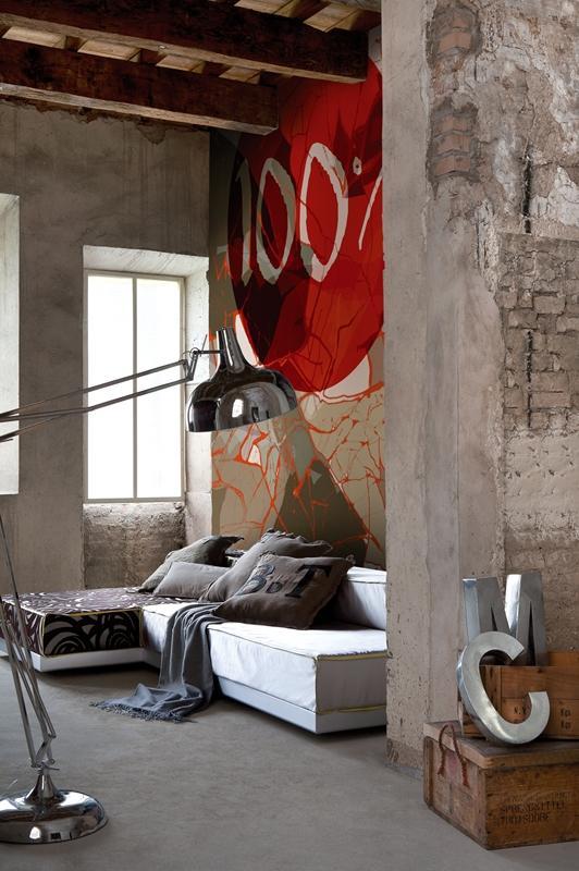 Коллекция обоев Big brand 13 от Wall&Deco