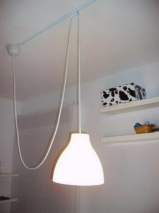 Освещение для комнаты школьника