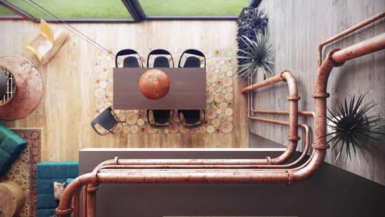 Уютный лофт в Минске