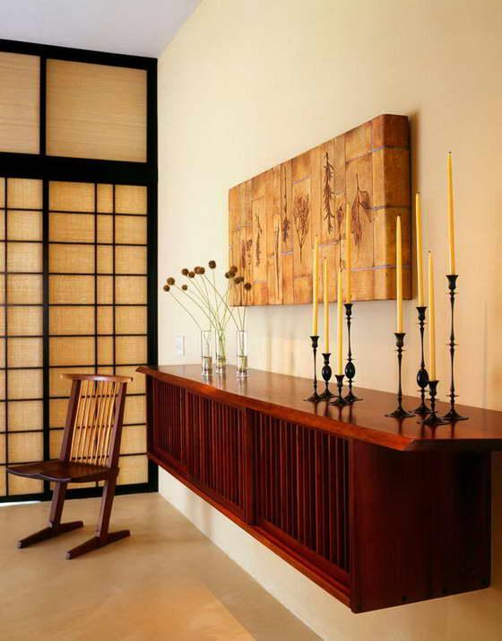Подвесная мебель освободит пространство для полета мысли