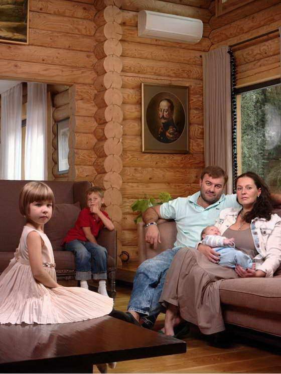 Дом Михаила Пореченкова в Помосковье photo