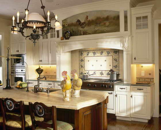Кухня в стиле кантри