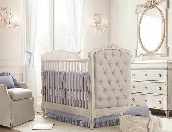 детские комнаты для новорожденных детей